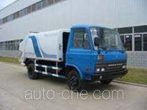 福龙马牌FLM5060ZYS型压缩式垃圾车