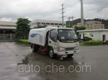 福龙马牌FLM5064TSLE4型扫路车