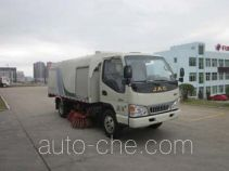 Fulongma FLM5070TSLJEV electric street sweeper truck