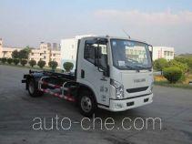 福龙马牌FLM5070ZXXNJ4型车厢可卸式垃圾车