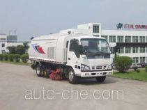 Fulongma FLM5071TXSQ4 street sweeper truck