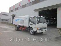 福龙马牌FLM5080TSLJ5NG型扫路车