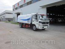 福龙马牌FLM5080TXSF5型洗扫车