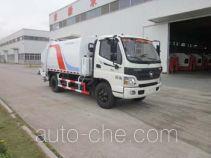 福龙马牌FLM5080ZYSF5型压缩式垃圾车