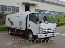 福龙马牌FLM5100TXSQ5型洗扫车