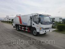 福龙马牌FLM5100ZYSJ5型压缩式垃圾车