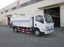 Fulongma FLM5100ZYSQ4GW garbage compactor truck