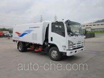 Fulongma FLM5101TSL street sweeper truck