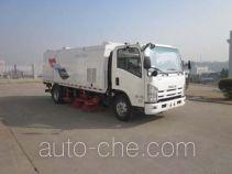 Fulongma FLM5101TXS street sweeper truck