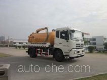 Fulongma FLM5120GXWD4 sewage suction truck