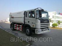 Fulongma FLM5123ZLJ dump garbage truck