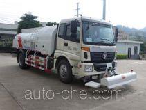 Fulongma FLM5160GQXF5NG street sprinkler truck