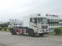 福龙马牌FLM5160ZXXD5型车厢可卸式垃圾车