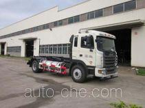 福龙马牌FLM5160ZXXJ5NG型车厢可卸式垃圾车