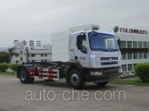 福龙马牌FLM5160ZXXL4型车厢可卸式垃圾车