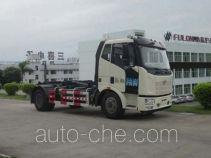 福龙马牌FLM5160ZXXY4型车厢可卸式垃圾车