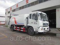 福龙马牌FLM5160ZYSD4A型压缩式垃圾车