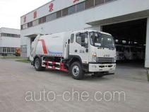 福龙马牌FLM5160ZYSJ4型压缩式垃圾车