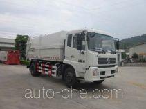 福龙马牌FLM5162ZLJE4型自卸式垃圾车