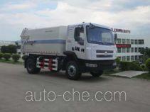 福龙马牌FLM5162ZLJL4型自卸式垃圾车