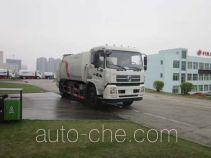 福龙马牌FLM5163ZYSD5KCNG型压缩式垃圾车