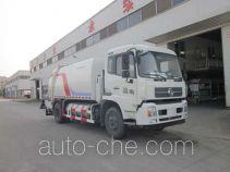 福龙马牌FLM5163ZYSD5KNG型压缩式垃圾车