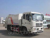 Fulongma FLM5163ZYSD5KT garbage compactor truck