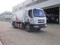 福龙马牌FLM5160ZYSL4型压缩式垃圾车