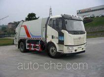 福龙马牌FLM5163ZYSY4K型压缩式垃圾车