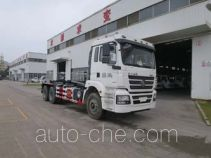 Fulongma FLM5250ZXXS4 detachable body garbage truck