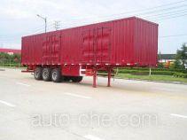 Minxing FM9300XXY box body van trailer