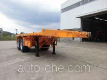 Minxing FM9352ZZXP flatbed dump trailer