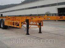 闽兴牌FM9407TJZ型集装箱运输半挂车