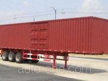 Minxing FM9400XXY box body van trailer