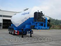 Minxing low-density bulk powder transport trailer