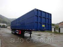 Minxing FM9406XXY box body van trailer