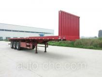 Nafaxiang FMT9400ZZXP flatbed dump trailer