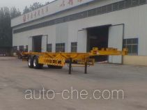 Huayuexing FNZ9350TJZ container transport trailer