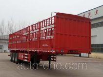 Huayuexing FNZ9382CCY stake trailer