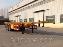 Huayuexing FNZ9400TJZ container transport trailer