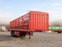 Huayuexing FNZ9402CCY stake trailer