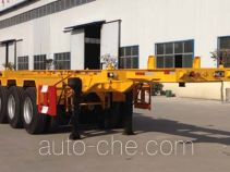 Huayuexing FNZ9403TJZ container transport trailer