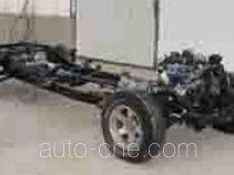 Fuqi (Huaxiang) FQ1021C3L pickup truck chassis