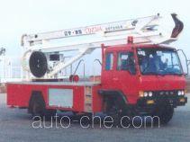 Fuqi (Fushun) FQZ5110JXFQD20 aerial platform fire truck