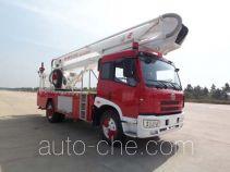 Fuqi (Fushun) FQZ5130JXFDG20B aerial platform fire truck