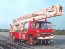 Fuqi (Fushun) FQZ5130JXFQD25 aerial platform fire truck