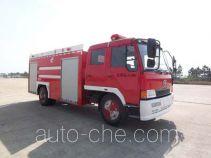 抚起牌FQZ5140GXFSG55型水罐消防车