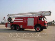 Fuqi (Fushun) FQZ5250JXFDG25 aerial platform fire truck