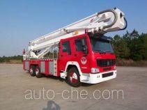 Fuqi (Fushun) FQZ5270JXFDG40 aerial platform fire truck