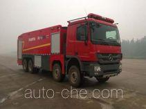 抚起牌FQZ5371GXFPM180/A型泡沫消防车